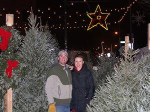 Big Star Christmas Tree Lot