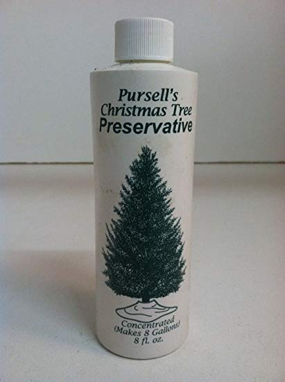 Tree Preservative - 8 oz treats 8 gallons