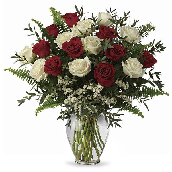 Yours Truly Bouquet (18 Roses)