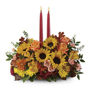 Luxury Fall Centerpiece