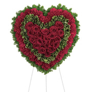 Enchanted Roses Heart