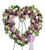 Graceful Heart Wreath
