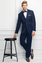 Michael Kors Navy Sterling Suit