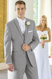 Stephen Geoffery Heather Grey Aspen Tuxedo