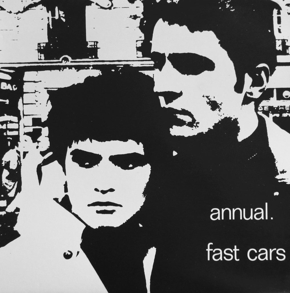 "Fast Cars ANNUAL 12"" EP Vinyl MR 5"