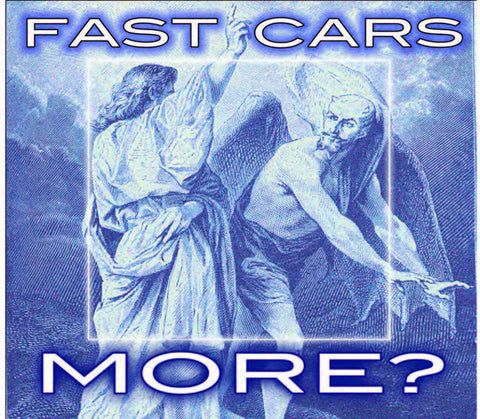 FAST CARS 'MORE?' E.P. MR 28