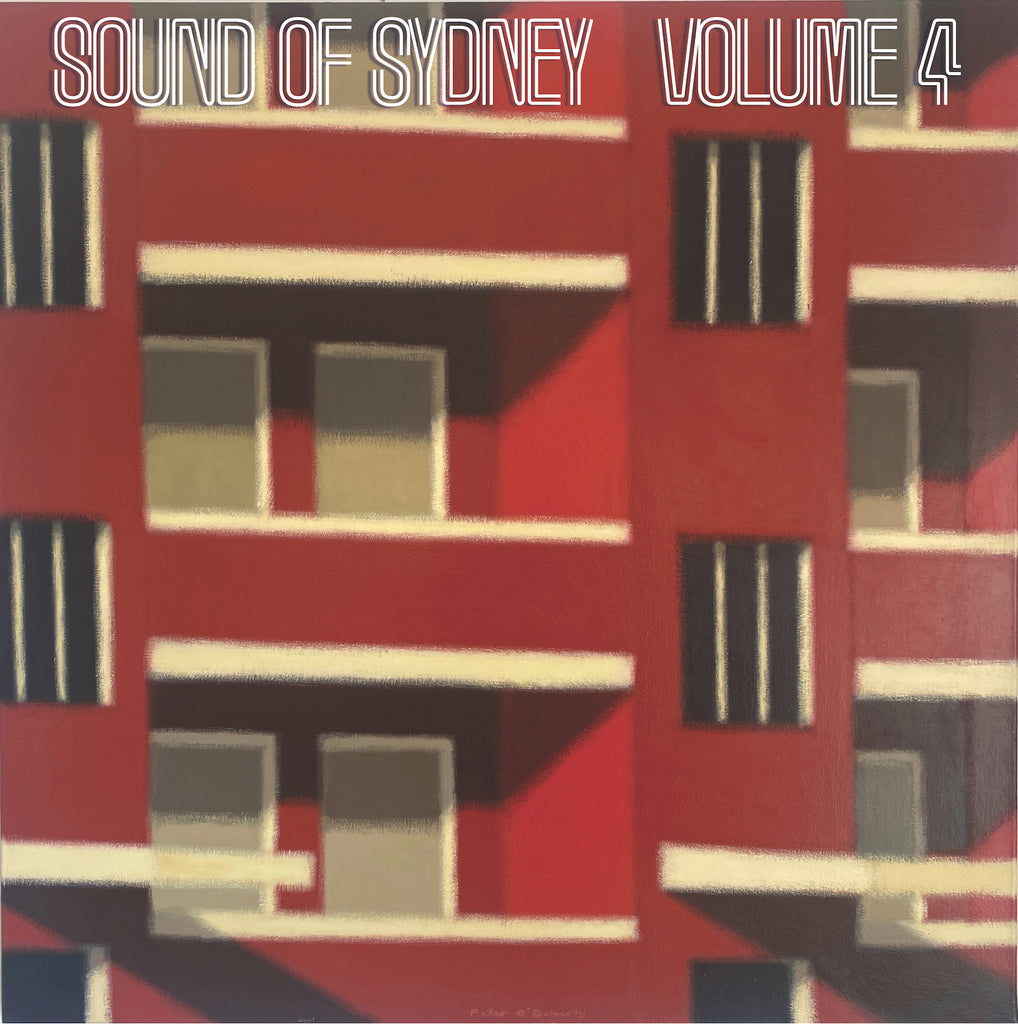 SOUND of SYDNEY, Volume 4.0 on CD