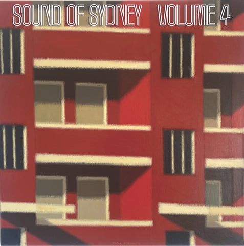 Sound of Sydney Volume 4 Limited Edition LP on vinyl
