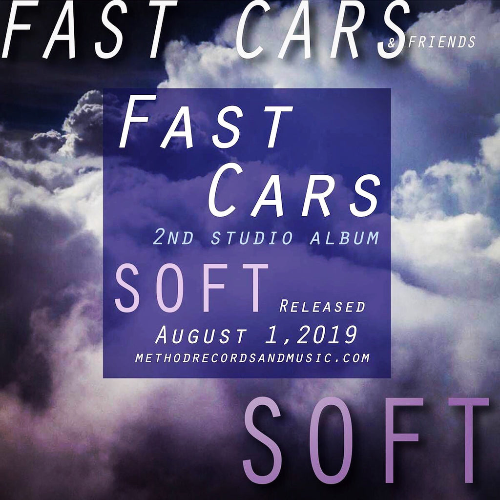 FAST CARS album 'SOFT'  MR 34