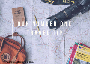 Travel lightly - Our number 1 packing tip!