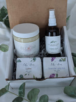 Bath and Body Gift Set - The Olfactory Shop