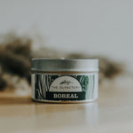 All natural eco-friendly candle with pure coconut wax and only essential oils