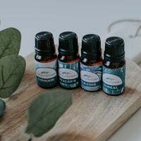 The Cabin Collection Essential Oil Bundle