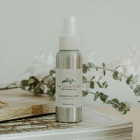 All natural summer spray that smells great and works!