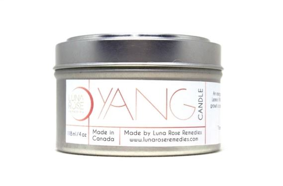 The Yang Candle - The Olfactory Shop
