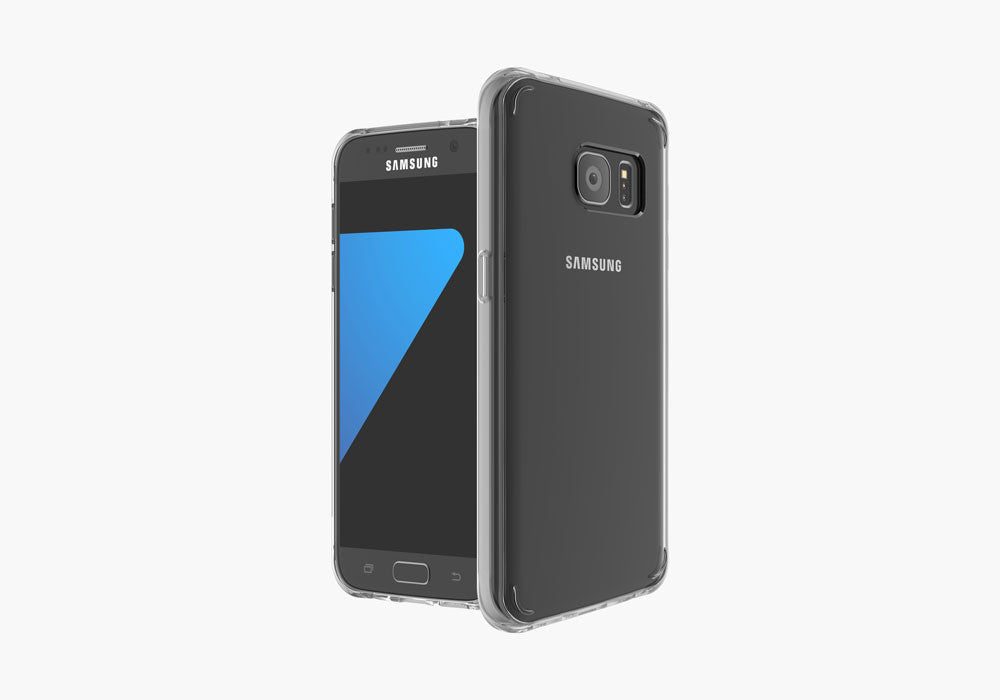 AeroShield Case for Samsung Galaxy S7 - Crystal