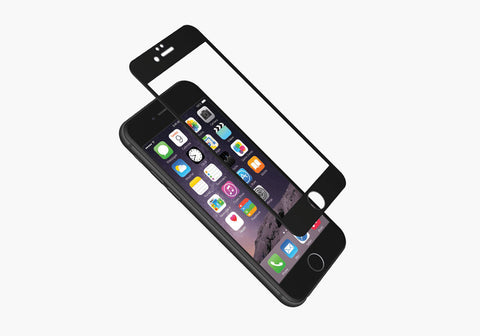 AeroCurve Screen Protector for iPhone 6s & 6 - Black