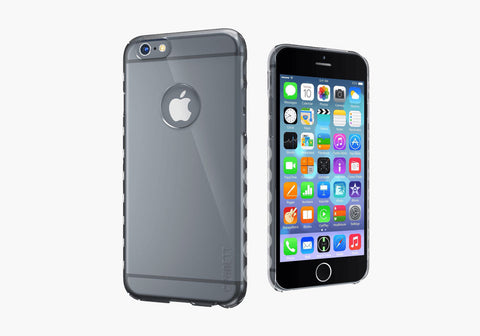 AeroGrip Crystal Case for iPhone 6s Plus & 6 Plus