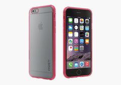 AeroShield Case for iPhone 6s & 6 - Red Trim