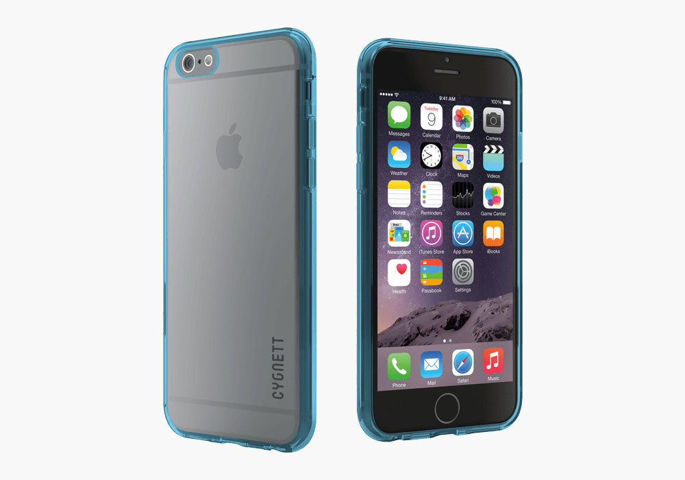 iPhone 6 & 6s Case in Blue Trim