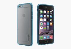 AeroShield Case for iPhone 6s & 6 - Blue Trim