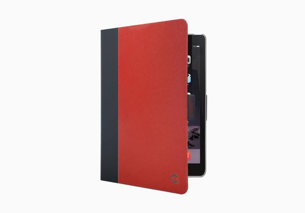 iPad Pro 12.9-inch Case in Red & Grey {2017}