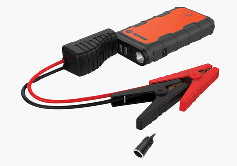 12,000mAh 12V Jump-Starter & Power Pack