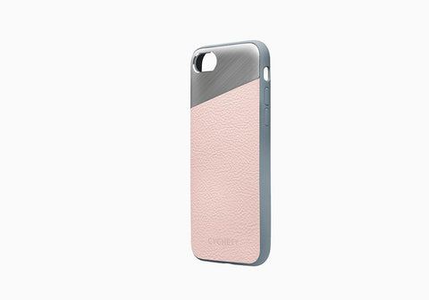 iPhone 8 & 7 Leather Case in Pink Sand - Cygnett (AU)