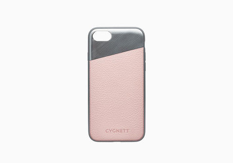 iPhone 8 Plus & 7 Plus Leather Case in Pink Sand - Cygnett (AU)
