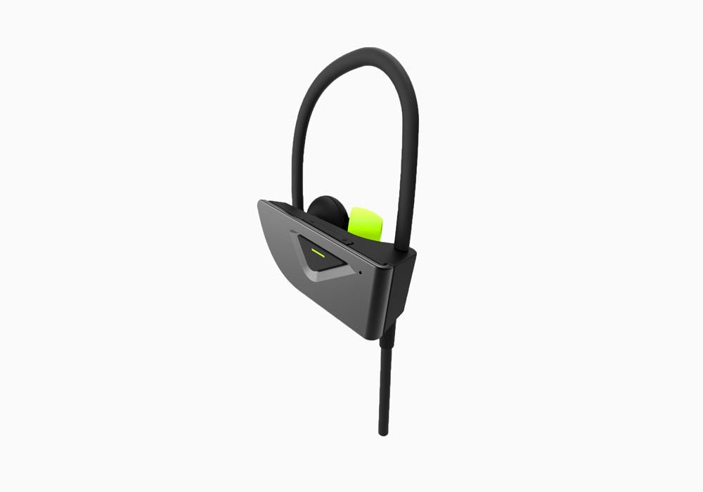 Wireless Bluetooth Earphones in Green