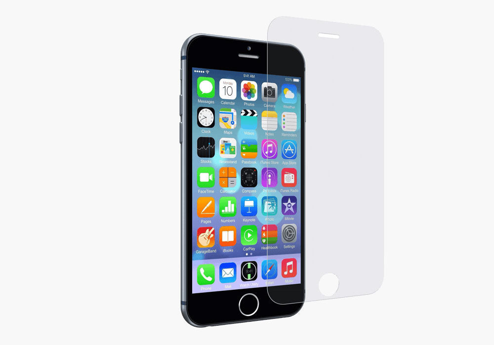 Screen Protector for iPhone 6 & 6s pack of 2