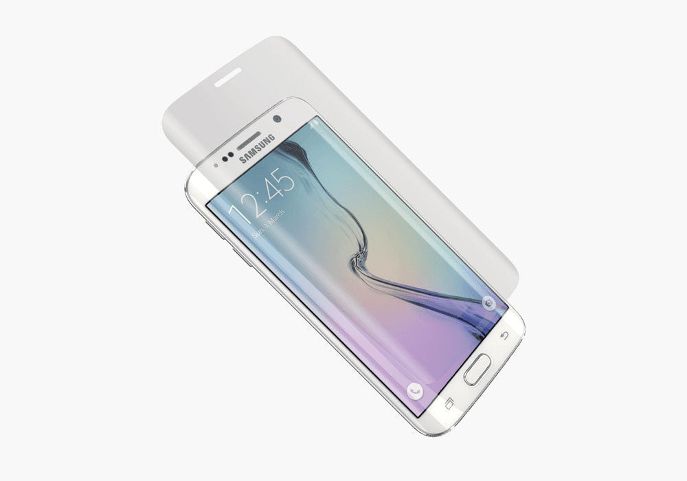 PET Curved Screen Protector for Samsung Galaxy S6 Edge