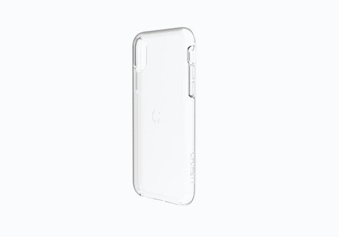 iPhone X Slimline Protective Case in Crystal
