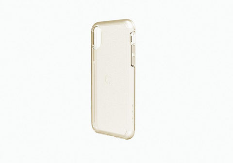 iPhone Xs & X Slimline Protective Case in Gold - Cygnett (AU)