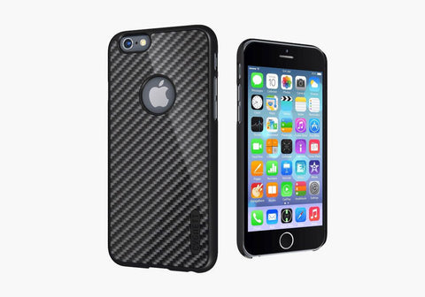 iPhone 6 & 6s Case in Carbon Fibre