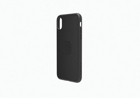 iPhone Xs & X Slim Case with Carbon Fibre in Black - Cygnett (AU)