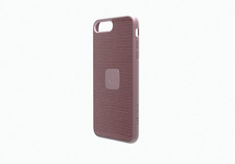iPhone 8 Slim Case with Carbon Fibre in Rose Gold