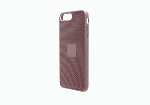 iPhone 8 Plus Slim Case with Carbon Fibre in Rose Gold