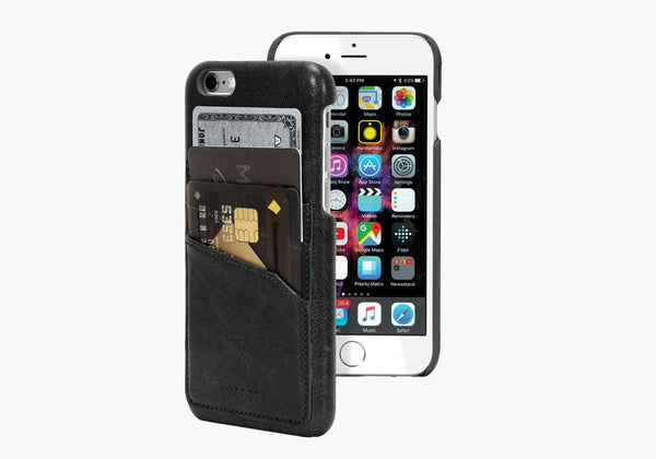 UrbanWallet Slim Case for iPhone 6s & 6 - Black