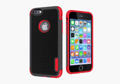 Workmate Evolution Case for iPhone 6s & 6 - Red