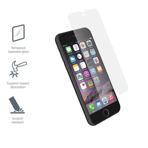 Tempered Glass Screen Protector for iPhone 6 Plus & 6s Plus - Cygnett (AU)
