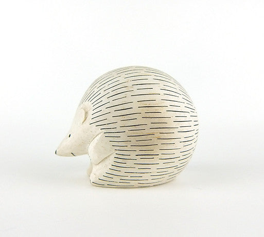 PolePole Hedgehog Wooden Animal