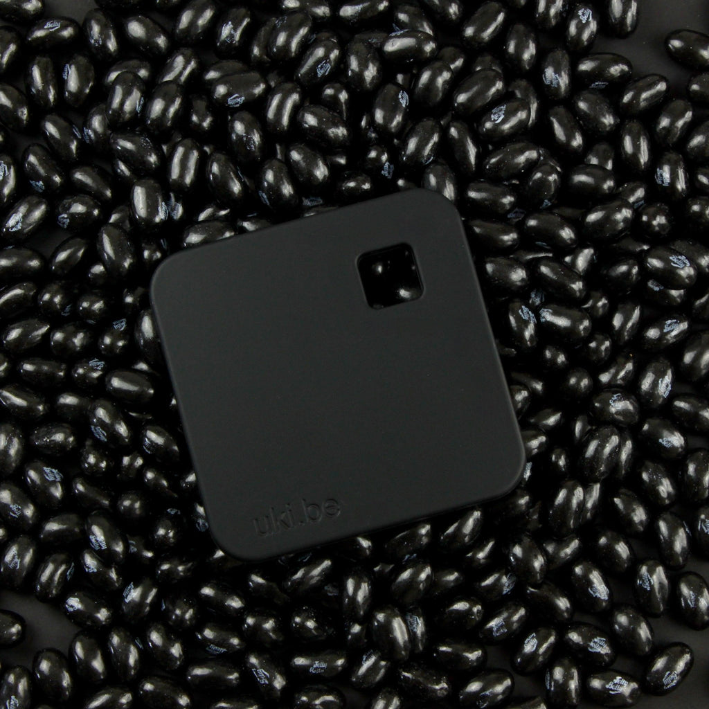 Black Square Teether