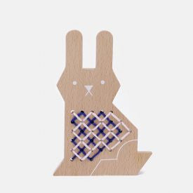 Cross Stitch Animal - Rabbit