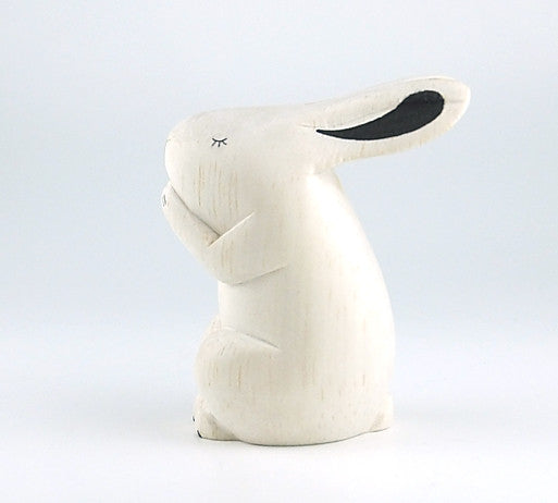 PolePole Rabbit Wooden Animal