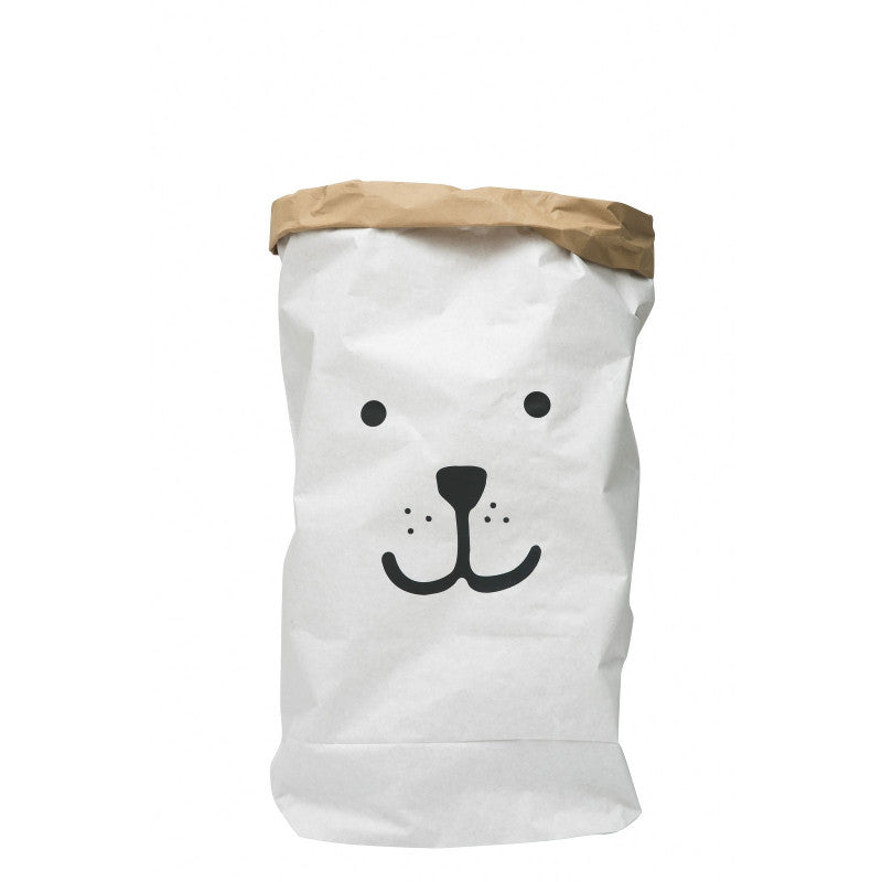 Paper Bag Bear TELLKIDDO - www.fourmonkeys.com