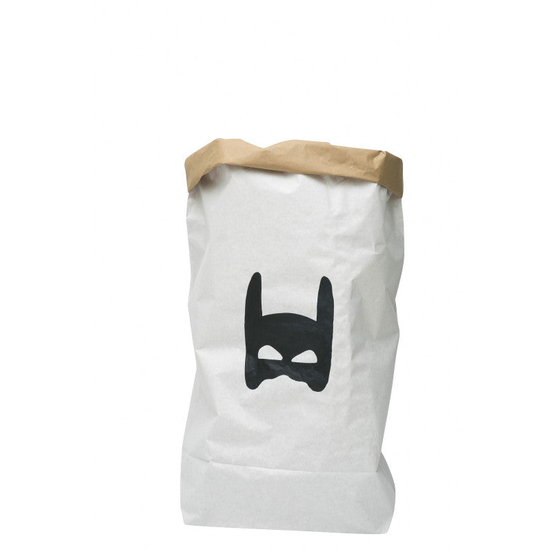 Paper Bag Super Hero TELLKIDDO - www.fourmonkeys.com