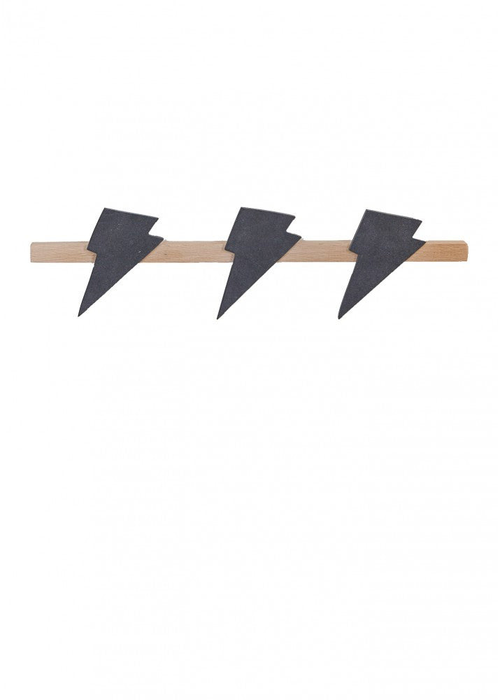 Lightning Coat Rack APRIL ELEVEN - www.fourmonkeys.com