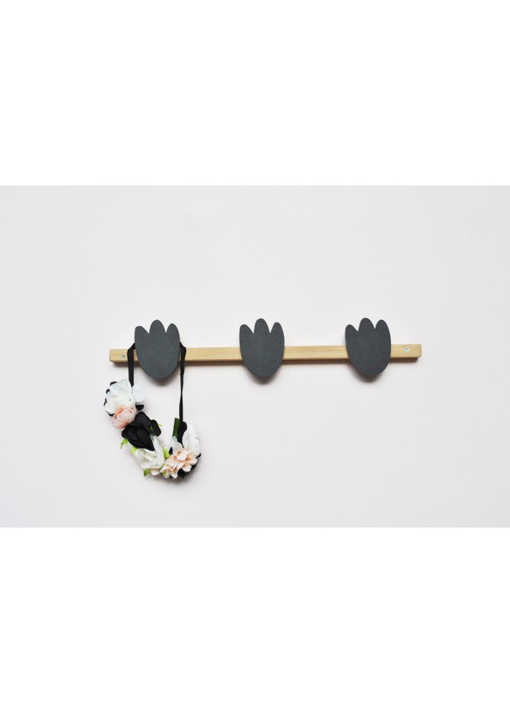 Tulip Coat Rack