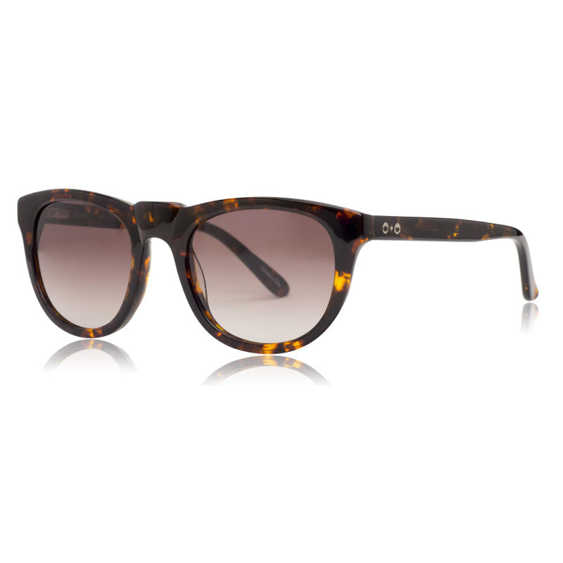 Bobby Sunglasses Tortoise SONS+DAUGHTERS - www.fourmonkeys.com